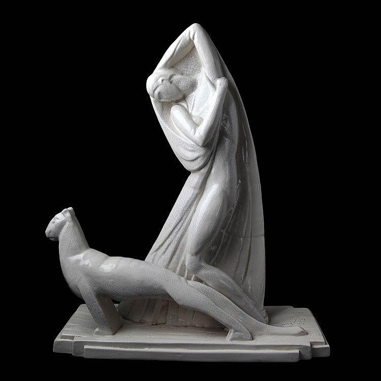 OSCAR DE CLERCK (1892-1968)
