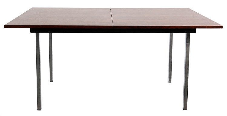 ALFRED HENDRICKX(1931) / BELFORM Dinning table, model 605. Circa 1960.