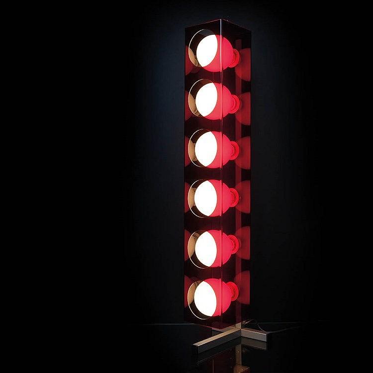 CARLO TAMBORINI (1958) / FONTANA ARTE Floor lamp, model SAG. Design fr