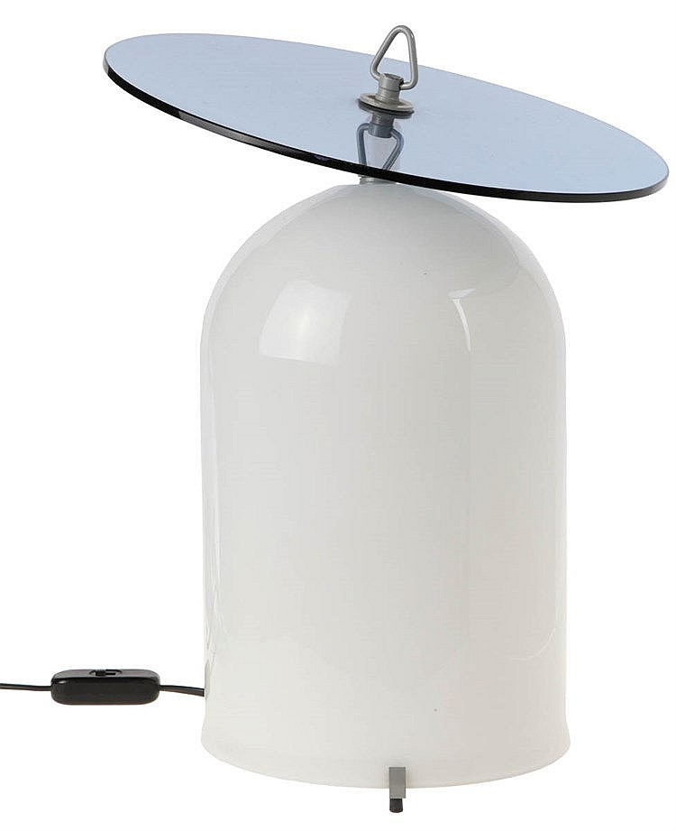 FRANCO RAGGI(1945) / FONTANA ARTE Table lamp, model Cap. Design from 1