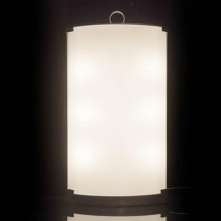 GIO PONTI (1891-1979) / FONTANA ARTE Table lamp, model Pirellina. Desi