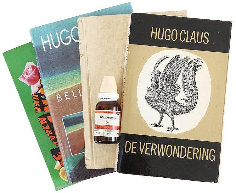 (Claus) Hugo Claus, Belladonna. Scènes uit het leven in de provincie. Amste