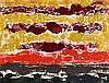 RIK SLABBINCK (1914-1991) Marine. Monotype. Signed. Framed.  480, Hendrik Slabbinck, €100