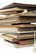 (Van Mieghem) De Scalden. Een volledige reeks van 15 jaarboeken. Antwerpen