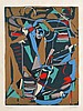 ANDRE LANSKOY (1902-1976) Composition. Colour lithograph. Signed and n, Andre Lanskoy, €100