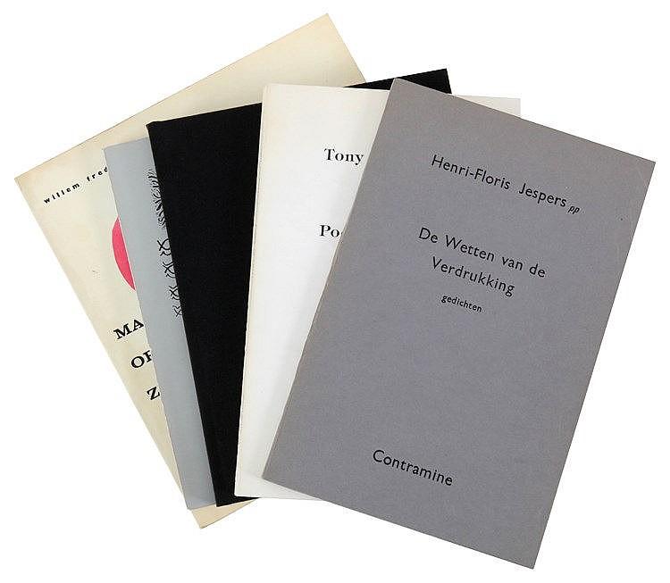 (Pink Poets) Henri-Floris Jespers pp, De Wetten van de Verdrukking. Antwerp