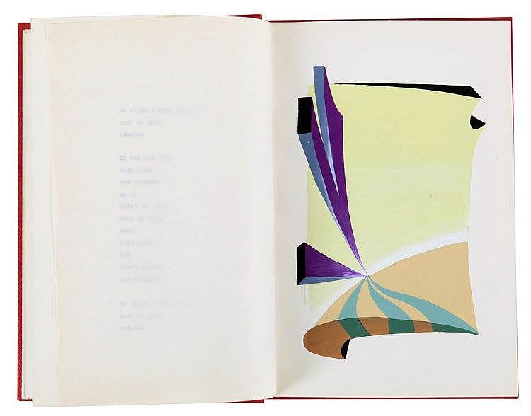 (Weverbergh/ Jonckheere) Julien Weverbergh, Realizaties. S.l.s.n., (1956).