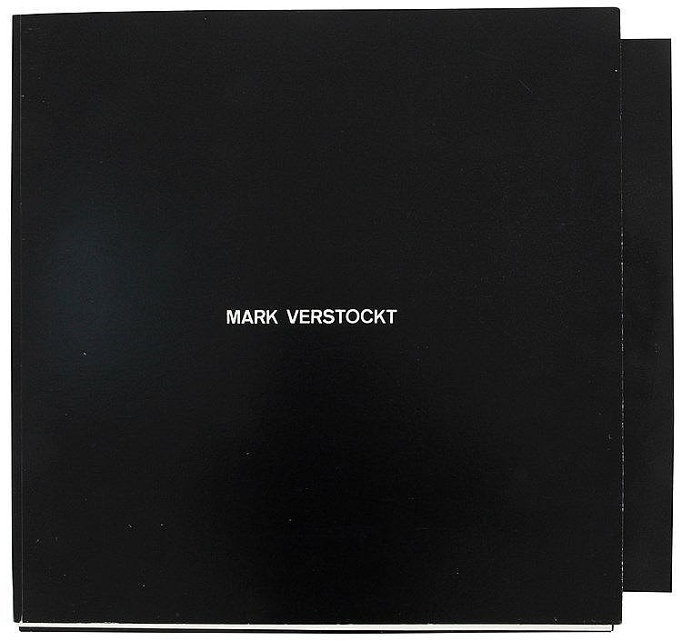MARK VERSTOCKT (1930-2014) Portfolio with five screenprints. All signe