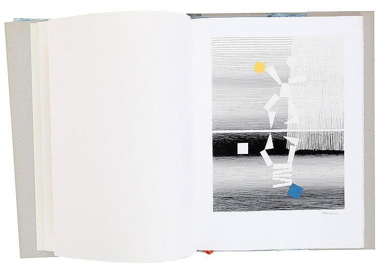 (Seuphor) Michel Seuphor, Lumière sur Lumière. (Gent), De Prentenier, (1991