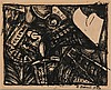 CARLO CARRA (1881-1966) to be attributed to Composition. Chinese ink., Carlo Carra, €2,000