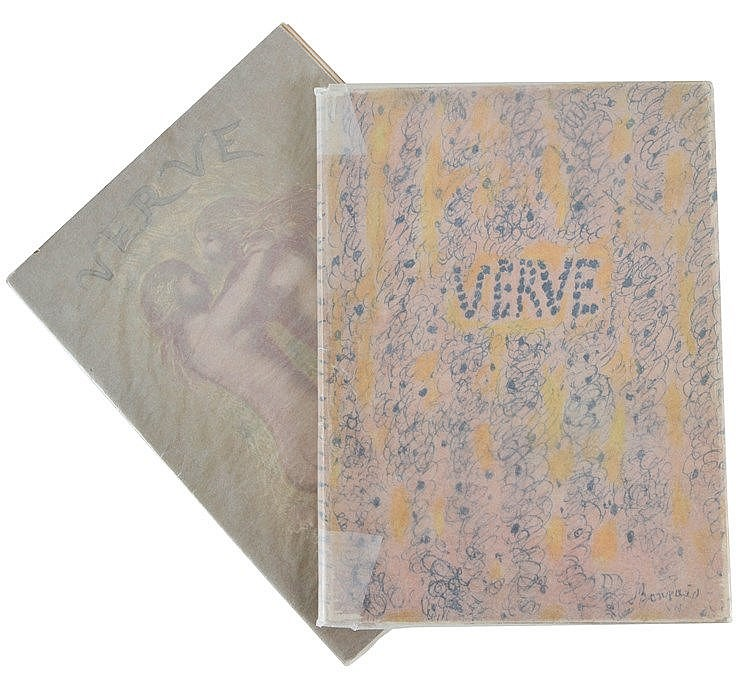 (Matisse-Maillol-Klee-Bonnard) Een lot van twee Verve-uitgaven (n°5-6, 1939