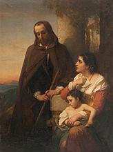 ARY SCHEFFER (1795-1858) circle