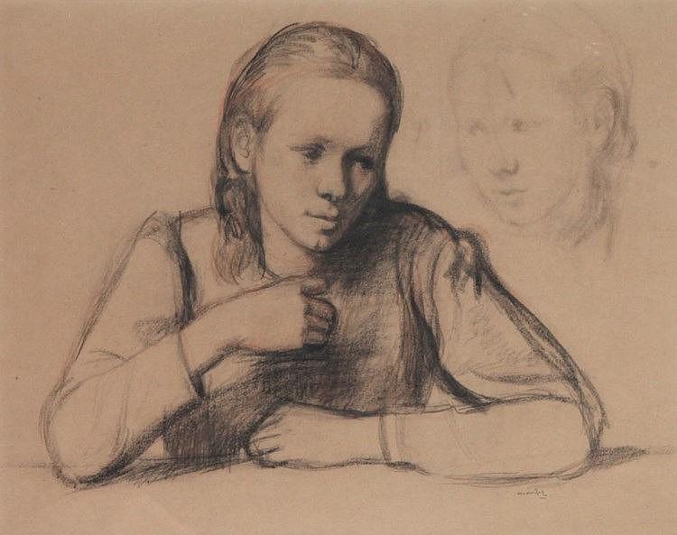 ALBERT VAN DIJCK (1902-1951)