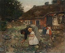 *FRANZ CHARLET (1862-1928)