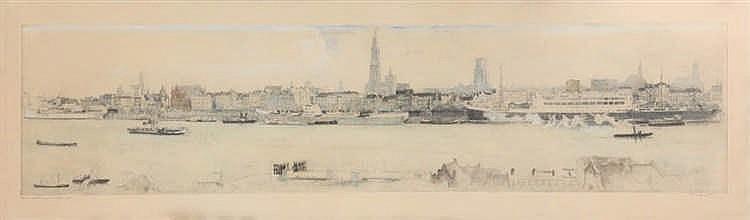 HENRI GEERTSEN (1892-1969)