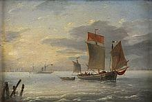 CHARLES LOUIS  VERBOECKHOVEN (1802-1884) (to be attributed to)