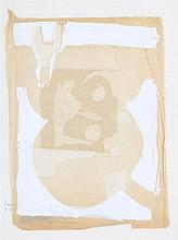 FREDERIK LIZEN(1986) Collage. Signed and titled in pencil. Framed.