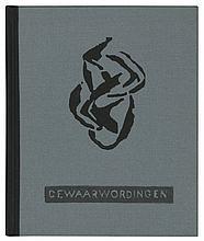(Hostra) Sjoerd Hofstra, Gewaarwordingen. Amsterdam, Zet, 1985. Een van de 50 me
