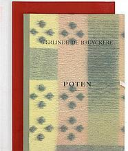 (De Bruyckere) Berlinde De Bruyckere, En alles is aanéén-genaaid. Tilburg/ Antwe