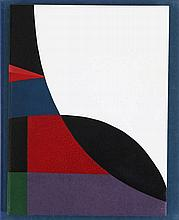 JOAN MIRO (1893-1983) Derrière le miroir n°164-165, avril-mai 1967. Pa