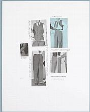 JACQUES CHARLIER(1939) Portfolio of 10 prints. One of the 35 numb. cop