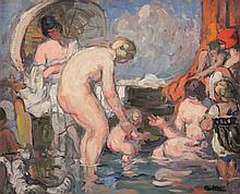 *FERNAND ALLARD L'OLIVIER (1883-1933)