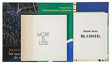 Five poetry volumes of which one with illustrations by Raoul De Keyser.