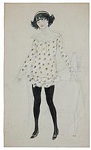 EDMOND VAN OFFEL (1871-1959)