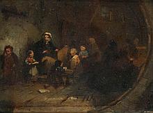 FERDINAND DE BRAEKELEER DE OUDE (1792-1883) to be attributed to