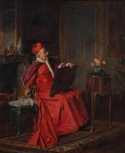 BERNARD LOUIS BORIONE (1865-1920)
