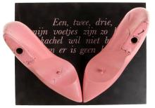 MARCEL VAN MAELE (1931-2009) 'Een, twee, drie' (1977). Multiple.