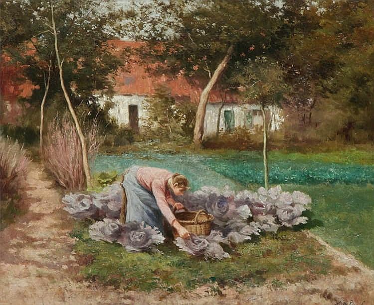 ARMAND DE BEUL (1847 - 1953)
