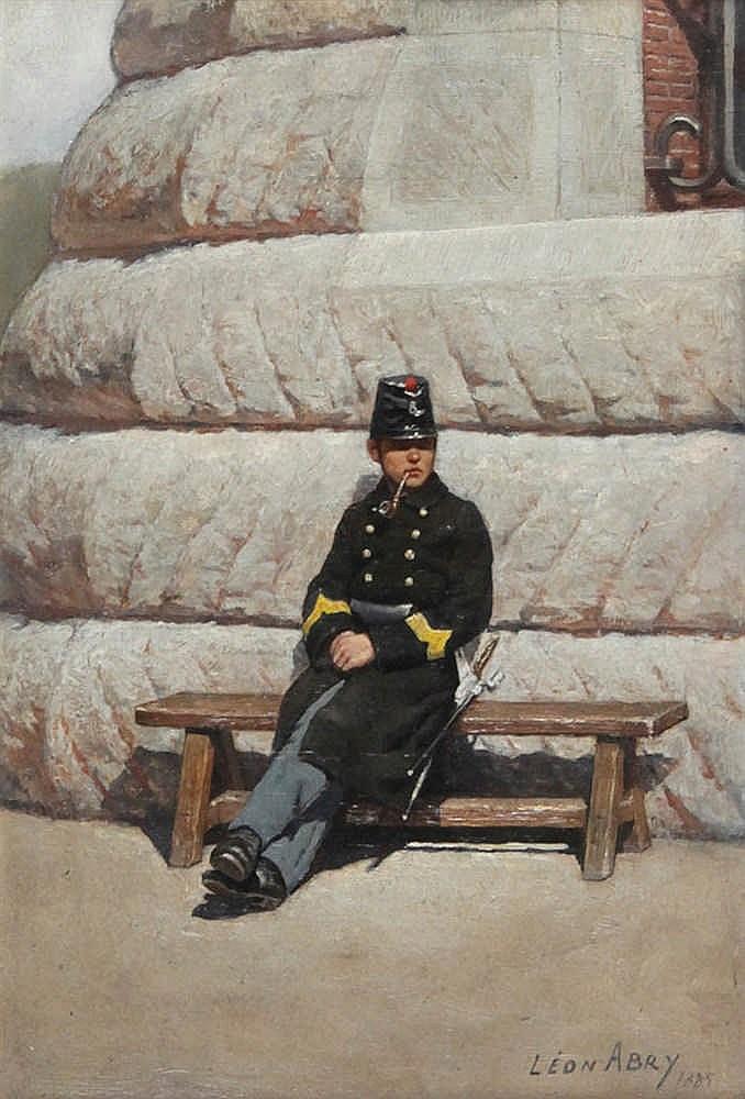 LEON ABRY (1857-1905)