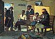 PEMBA, GEORGE MNYALAZA MILWA (SA 1912 - 2001) Oil