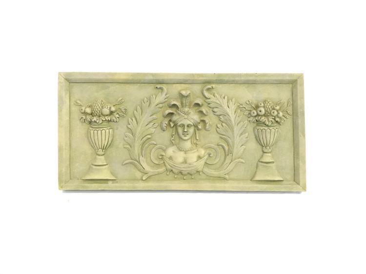 Green Ceramic Decorative Piece