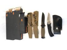 Gerber Knife Lot