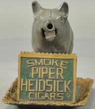 PIPER- HEIDSICK PIG CIGAR TABLE