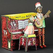 HAM AND SAM MINSTREL BAND