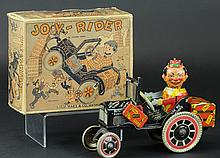 JOY RIDER WITH BOX
