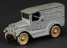KILGORE 'TOY TOWN' DELIVERY TRUCK