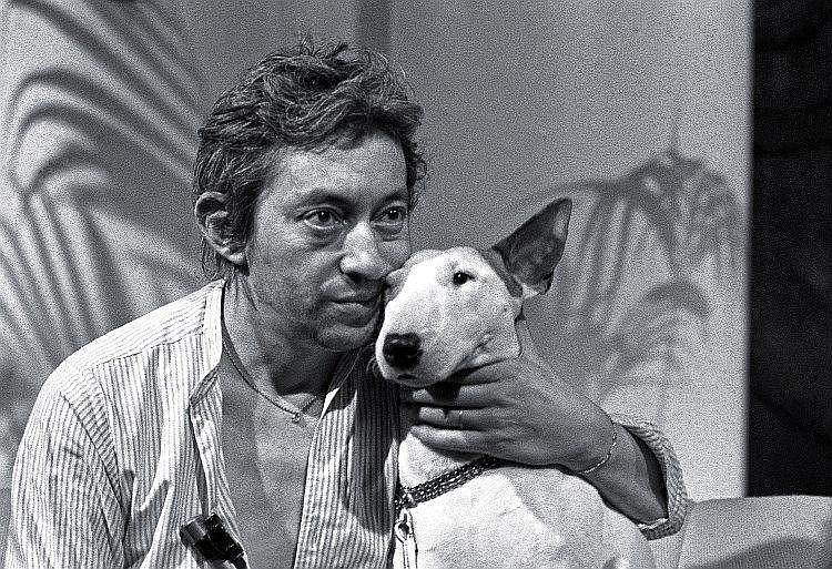 Bernard BARDINET, né en 1945 SERGE GAINSBOURG, PARIS 1975