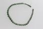 Bracelet ligne serti d'émeraudes. P 12,4g