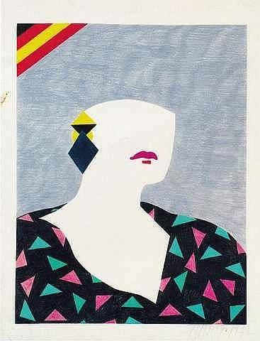Edouardo ARROYO, né en 1937