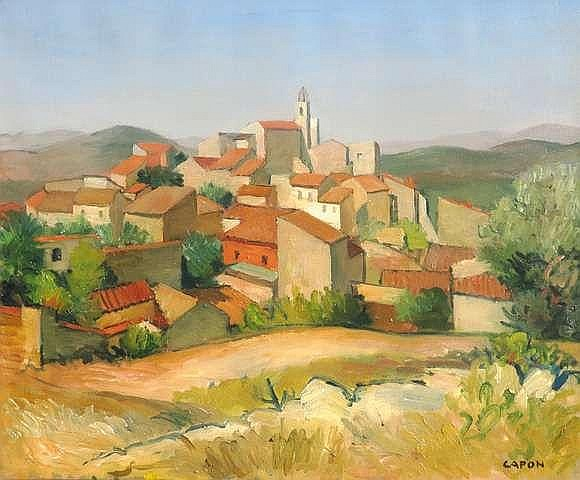 Georges CAPON 1890-1980
