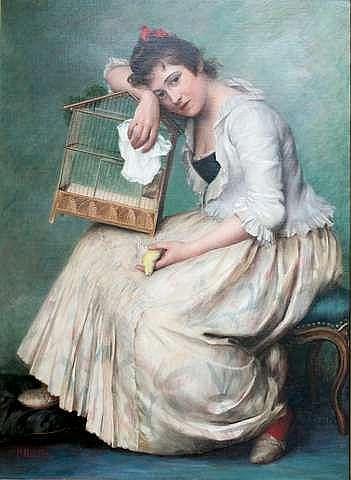 Paul ROUFFIO 1855-1911