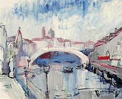 Mario BONAMICI, né en 1912 - Venise
