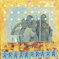 Alan KINSEY, né en 1948 - MISSIPI BOYS, 2008
