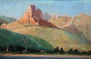 Armand J.-B. SÉGAUD 1875-1956 AGAY, LES ROCHES