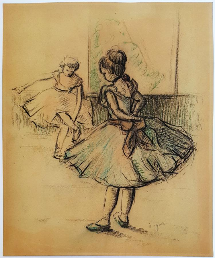 edgar degas term papers Edgar degas after the bath term paper edgar degas' after the bath with respect to his stylistic choices view 8 other related papers cite this paper.