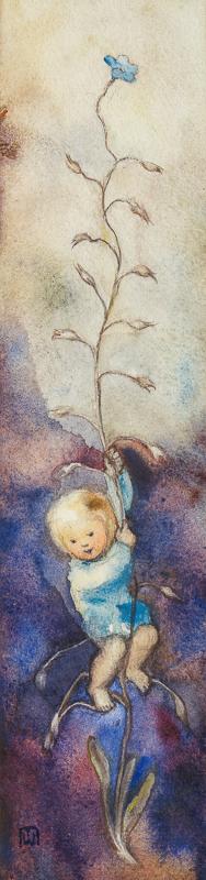 Mili Weber (1891–1978)  Ufem Himmelsleiterli